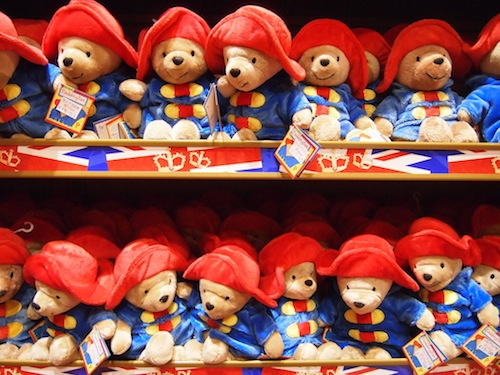 The Land of Paddington Bears