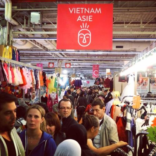 Aussi blidé qu'un marché de nuit à Siem Reap