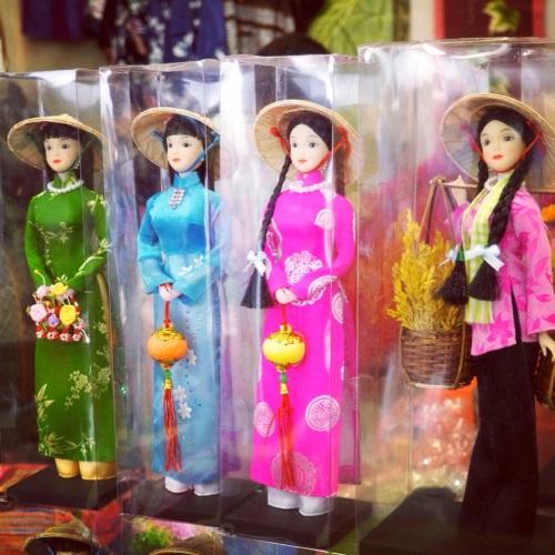 Les Poupées Vietnamiennes