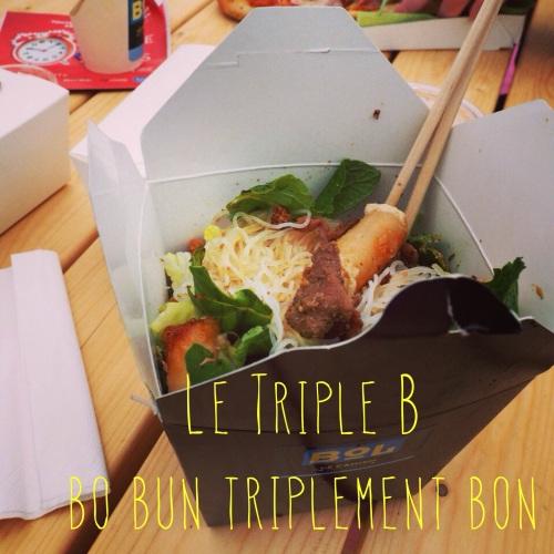 Triple B : Bo Bun Triplement Bon