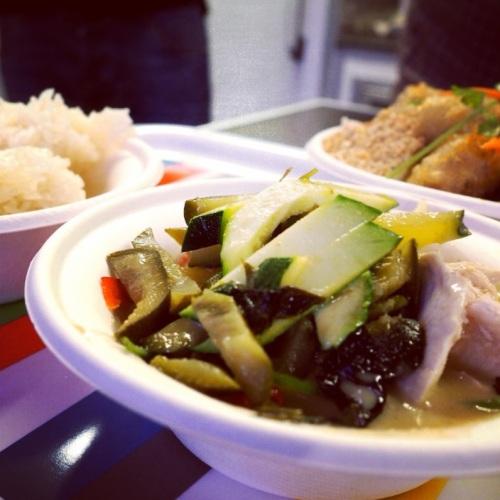 Le Curry Vert de Thaï La Route