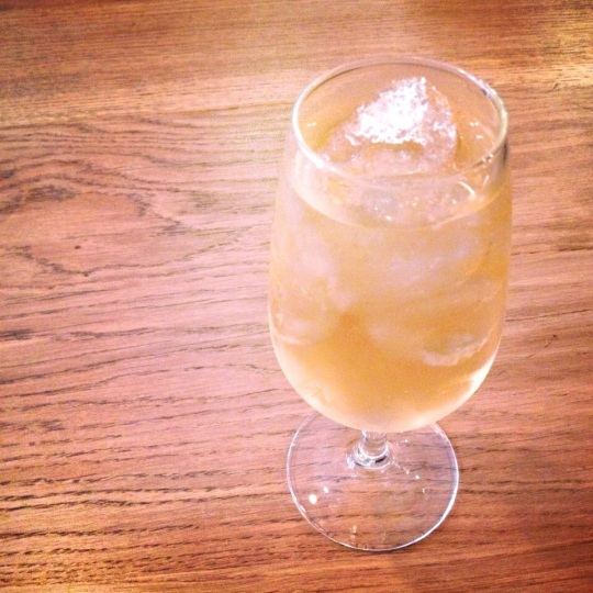 Un ptit verre d'Umeshu