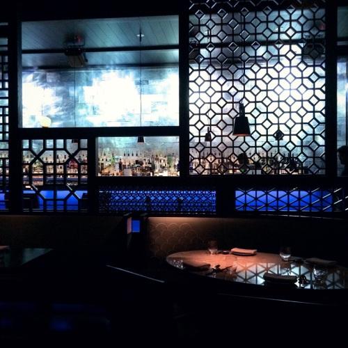 The Bar at Hakkasan Dubai