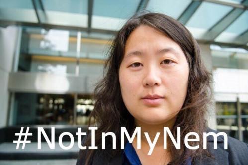 Not In My Nem : Vous trouvez ça drôle, hein ?