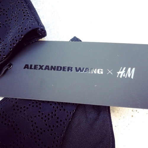Collection Alexander Wang x H&M
