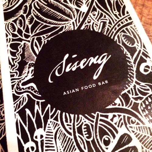 La carte de Siseng