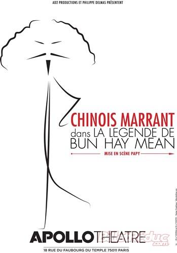 Chinois Marrant dans La Légende de Bun Hay Mean