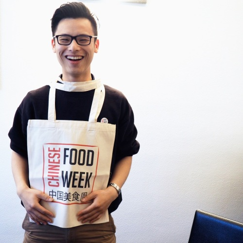 La fine équipe de la Chinese Food Week 2015 : le bêtisier